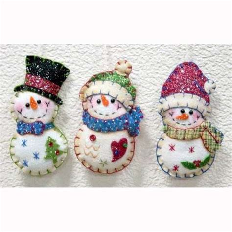 christmas felt decoration on pinterest felt noel and natal