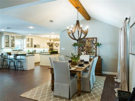 Joanna Gaines Dining Room Pictures Photos Hgtv S Fixer With Chip And Joanna Gaines