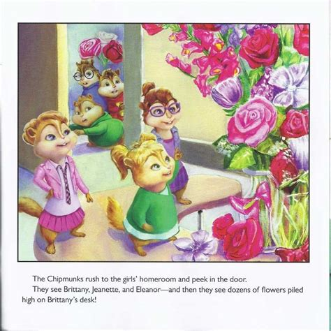 alvin and the chipmunks the valentines collection a chipmunk pg 8 by regis28brittany on deviantart