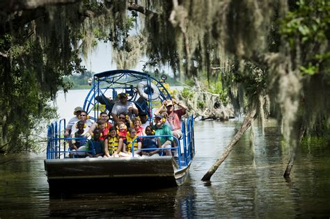 airboat sw tours baton rouge louisiana and mississippi a road trip through history