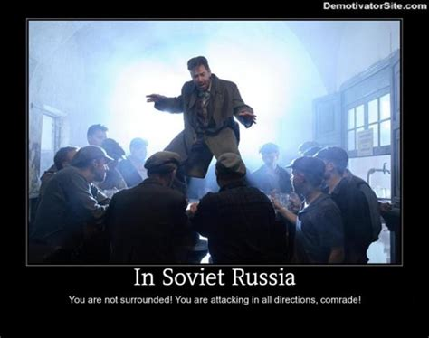 In Russia Memes - meanwhile in soviet russia memes