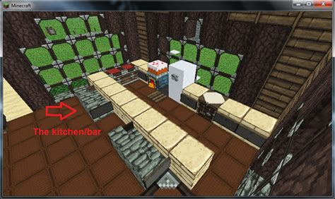 minecraft interior design kitchen 26 awesome pictures minecraft house interior design
