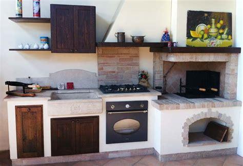 camino da cucina cucina in muratura con caminetto cucine in muratura
