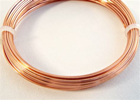 jewelry from copper wire square wire copper jewelry wire 20 wire 6 metres