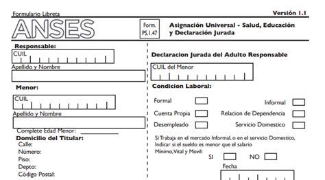 que fecha cobro escolaridad formulario 1 47 31 de diciembre vence el plazo para
