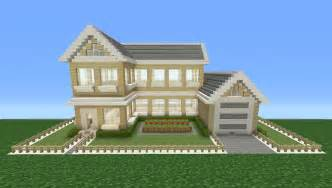 minecraft tutorial how to make a suburban house 4