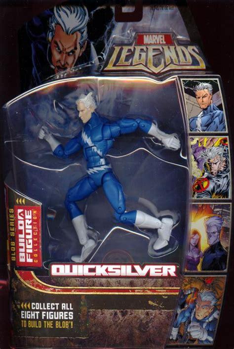 figure quicksilver quicksilver figure marvel legends blob series hasbro