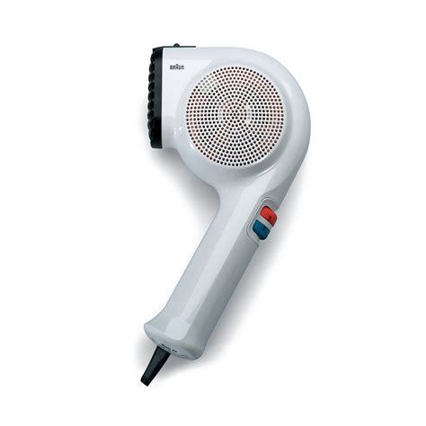 Braun Portable Hair Dryer a history of braun design part 5 haircare products core77