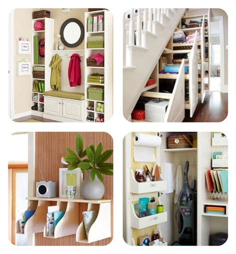 pinterest home organization ideas