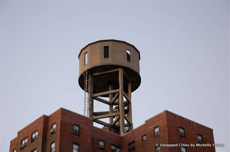 gowanus houses 10 unique water towers in nyc untapped cities