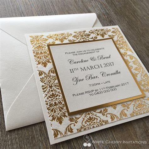 black and gold wedding invitations nz gold wedding invitations nz picture ideas references
