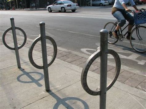 cadenas abus clé cassée 7 ways cities can make your bike more secure treehugger