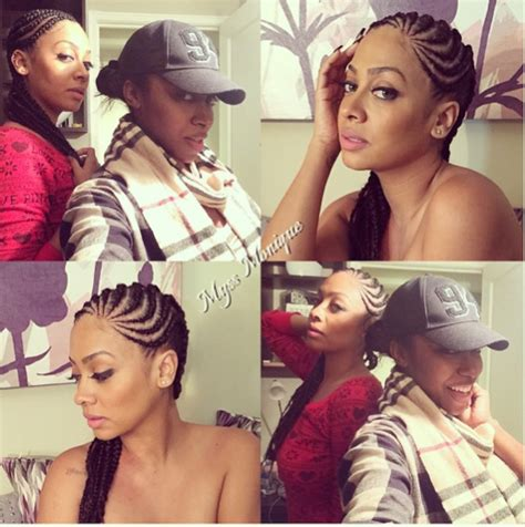 Lala Anthony Hairstyles by Do We It Lala Anthony Mowry Hardrict Get