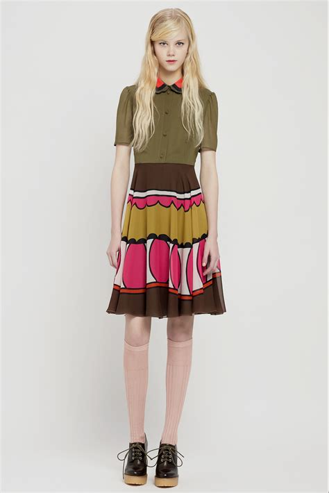 Top 9 Valentino Dresses by Retro Inspired Clothes In Valentino Pre Fall 2018