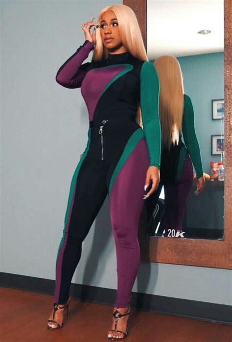 Jempsuit Cardi cardi b bodysuit fashion bodysuit
