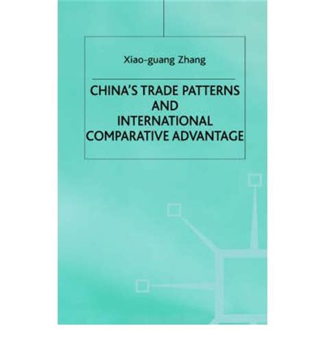 pattern of trade definition economics china s trade patterns and international comparative
