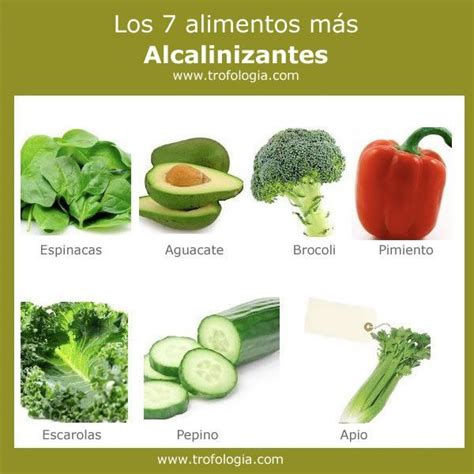 alimento alcalino m 225 s de 25 ideas incre 237 bles sobre alimentos alcalinos en