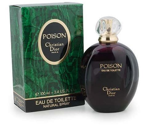 Parfum Poison poison christian perfume a fragrance for 1985