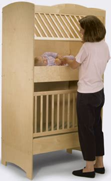 special cribs  twins  multiples