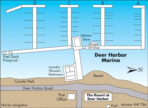 boat slip rental seattle wa deer harbor marina