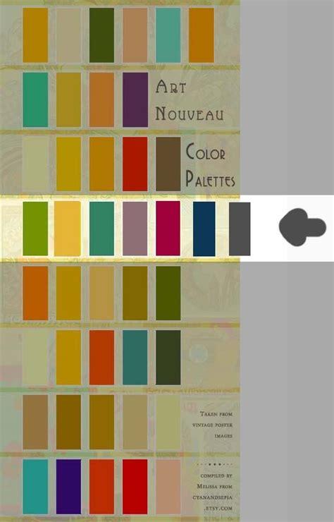 art deco color palette pin by emily mullin on emily stewart pinterest