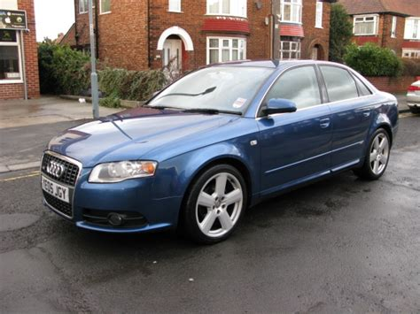Audi A4 2005 by Audi A4 2 0 2005 Technical Specifications Interior And