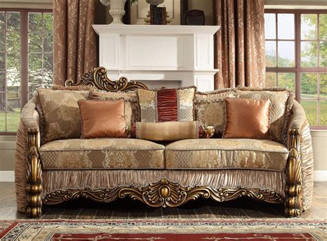 old world style sectional sofa homey design hd 1601 old world sofa