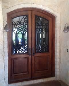 Floor Tall Vases Castille Double Door Rustic Front Doors Other Metro
