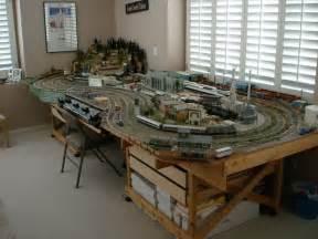 modellbau tisch ho table plans images ho railways