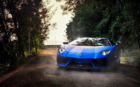 blue lamborghini wallpaper lamborghini hd wallpapers wallpaper cave