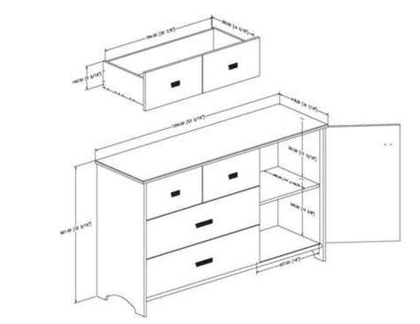 Dresser Depth Standard by Standard Dresser Dimensions Bestdressers 2017