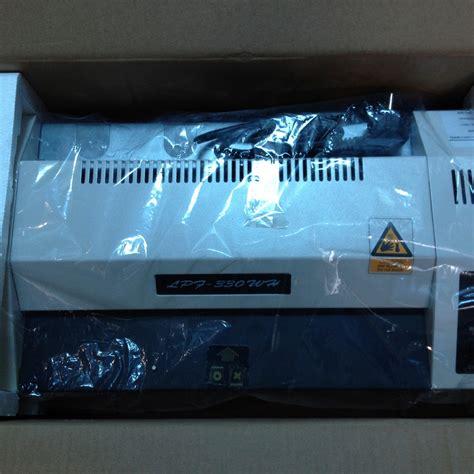Mesin Laminating Lamipacker jual jual mesin laminating lamipacker lpf 330wh kualitas
