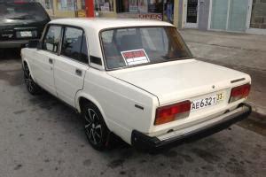 Lada 2107 For Sale In Usa 1987 Lada 2107 18600 Km