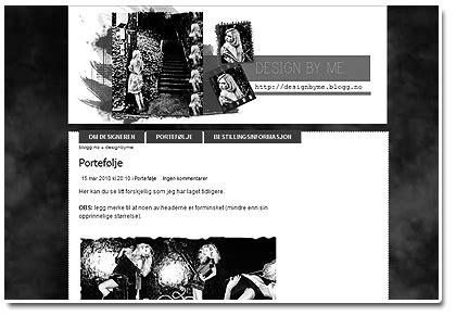 gratis design uten header til blogg liv og din glede gratis bloggdesign uten header