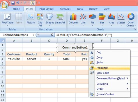 excel 2010 complete tutorial excel 2010 vba change button caption how to change case