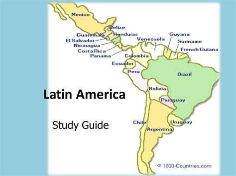 america map study america study guide ppt