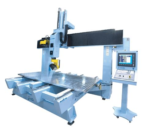 5 Axis Moving Table Cnc Machine Diversified Machine Systems