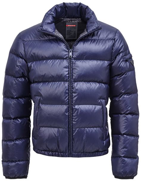 Prada Jacket Blue prada jacket sgh383 16e blue