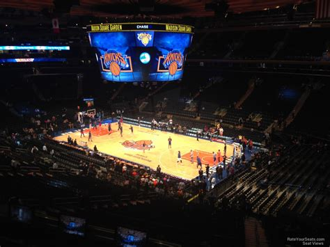 section 214 msg madison square garden section 214 new york knicks
