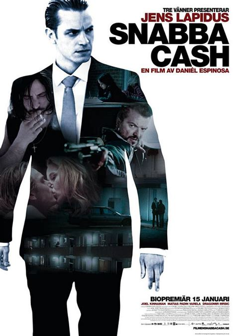 Watch Cah 2010 Full Movie Easy Money Aka Snabba Cash Movie Poster 1 Of 4 Imp