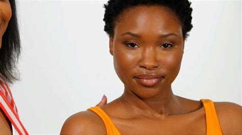 permanent lip colors for african american women how to apply lip color black women makeup youtube