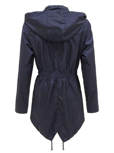 Asterluna Sweater Jaket Hoodie Pria Mac 563 new womens mac plain fishtail parka showerproof raincoat hooded jacket ebay