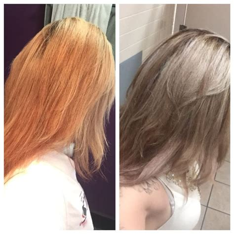 wella color charm toner t18 wella t18 toner before and after inspo for my