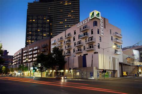 quest appartments melbourne major refurbishment for quest docklands hotel management