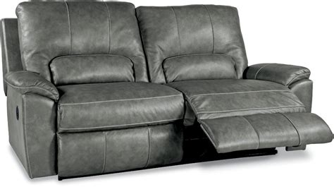 la z boy upholstery la z time 174 2 seat power reclining sofa by la z boy wolf