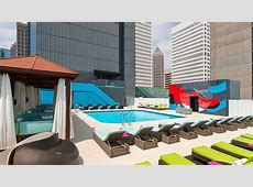Pool Cabana | Picnic Site Venue for Rent in Atlanta W Hotel Atlanta Rooftop Pool