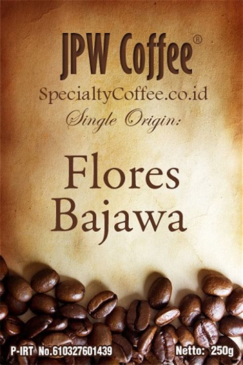 Kopi Arabika Yellow Caturra 250gr Flores kopi flores bajawa specialtycoffee co id