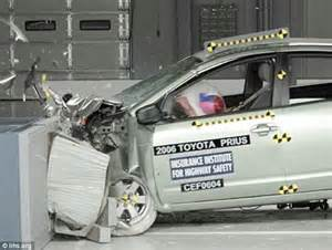 Electric Car Crash Electrocution Responders At Risk Of Electrocution From Hybrid And