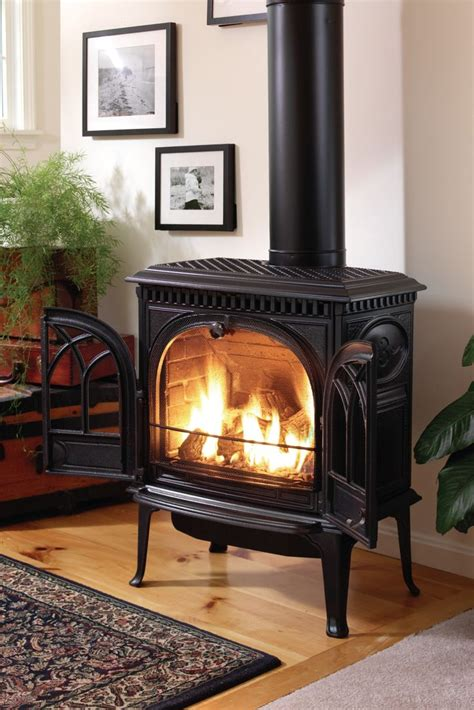 Free Standing Fireplace Prices by Best 25 Gas Stove Fireplace Ideas On Wood