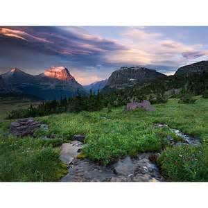 Landscape Photography Glacier National Park Glacier National Park Landscape Photography Sunset Logan